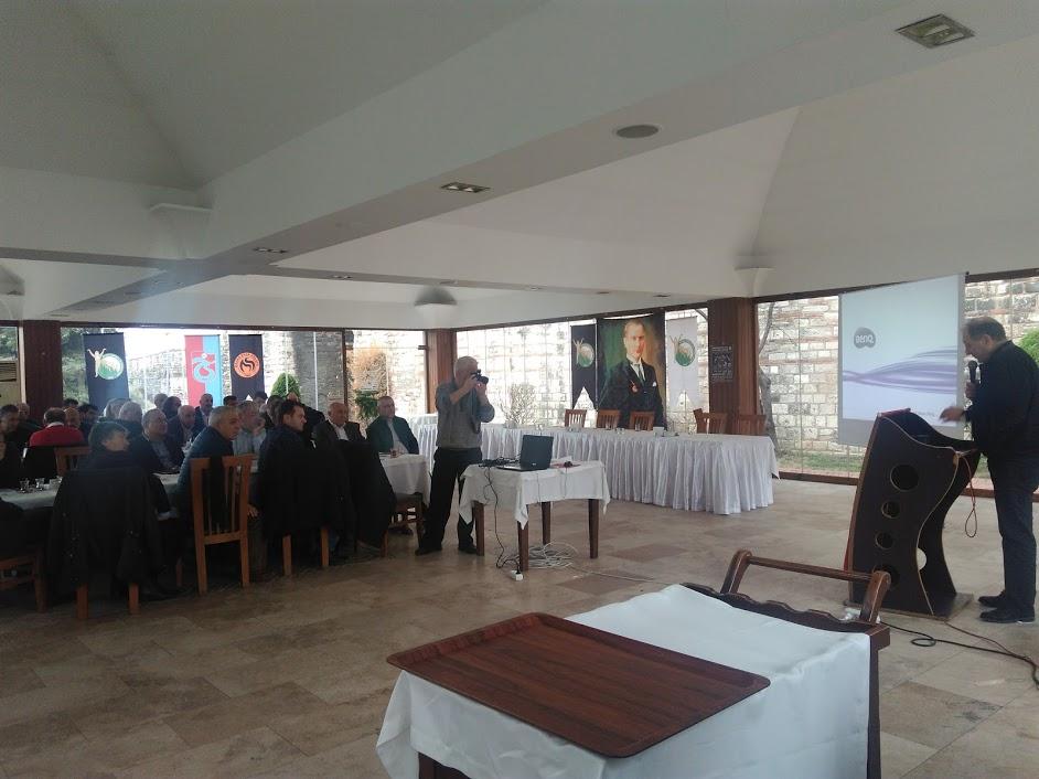 Eğitim,Seminer Ve Konferans İçin Ekran